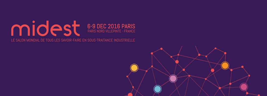 Moldes D4 will be present at Midest in Paris.